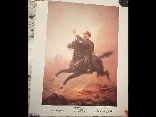 Sheridon's Ride Print