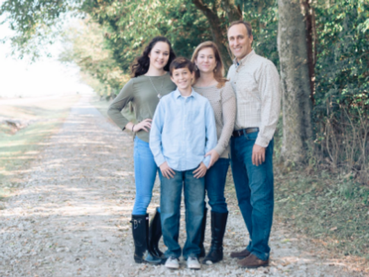 Family Portrait Session with Sarah Farley