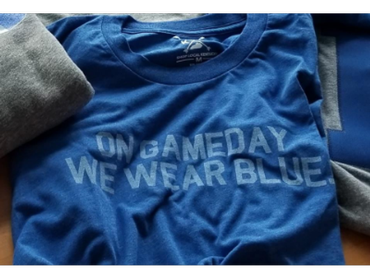 Game Day Tee from Kentucky Shop Local