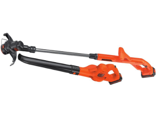 Black and Decker  Cordless String Trimmer/Sweeper Combo Kit