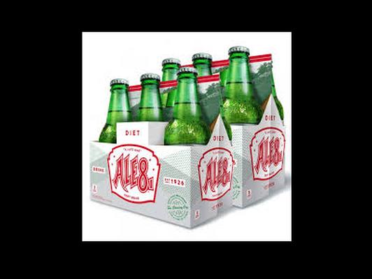 Diet Ale-8 Case