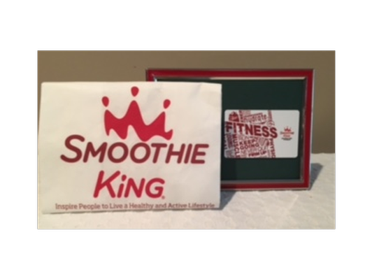 Smoothie King Gift Certificate