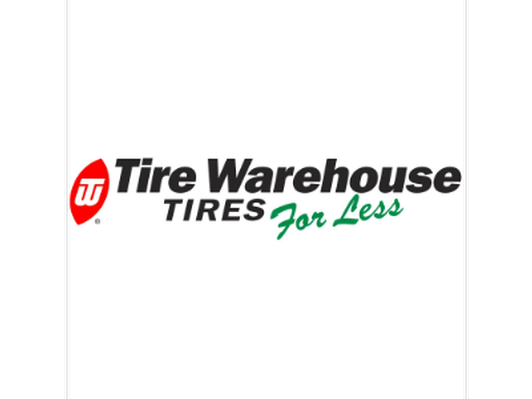 Tire alignment at Tire Warehouse