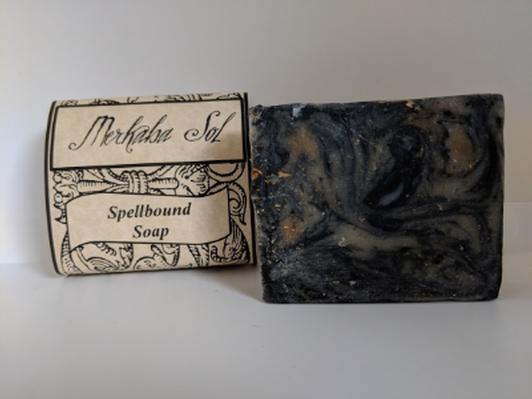 Merkaba Soul Spellbound Soap