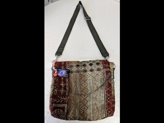 Handmade tapestry Handbag