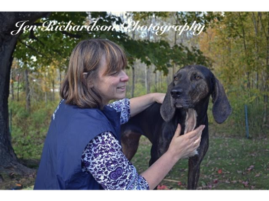 Pet Touch Session by Deb Burk