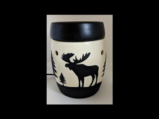 Moose Scentsy Burner