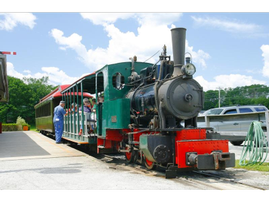 Four passes to the Boothbay Railway Village