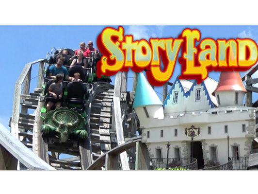 2 Tickets to Storyland in Glen, New Hampshire