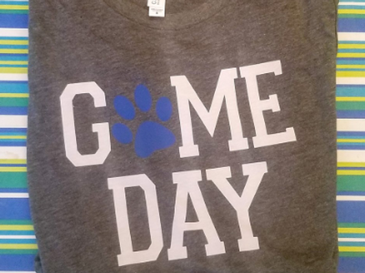 Game Day Tee from Autumn & Co.