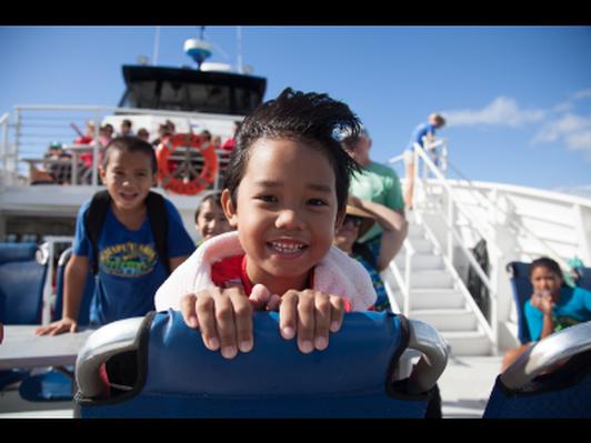 Keiki Whalewatch Sponsorship