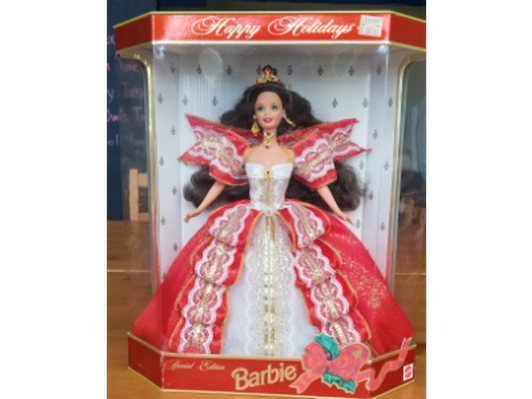 Holiday Barbie - 1997 Collectors - Like New