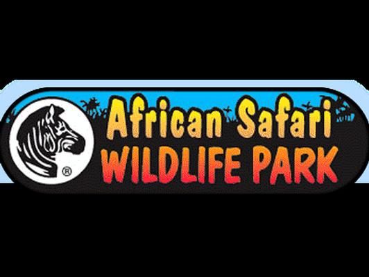 African Safari Wildlife Park - 8 person pass