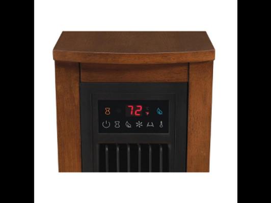 Duraflame 1500-Watt Infrared Tower Electric Space Heater