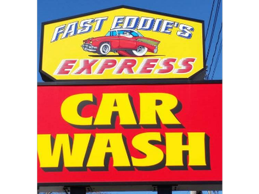 $50 Gift Certificate to Fast Eddie's Express Car Wash