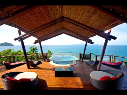 Escape to Nanuku Auberge Resort Fiji 7 nights / 1 Bedroom / Sleeps up to 4