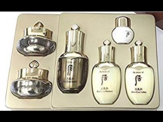 Cheongidan Hwahyun Radiant 6-piece Skin Care Set
