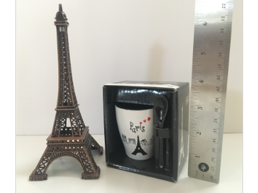 Souvenir set from Paris