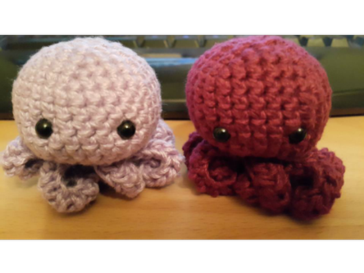 Tiny Tentacled Critters