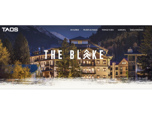 Taos Ski Valley-1 Night Summer Time Stay at the Blake