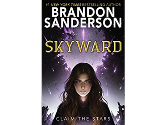 Skyward & Legion by Brandon Sanderson - ARCs
