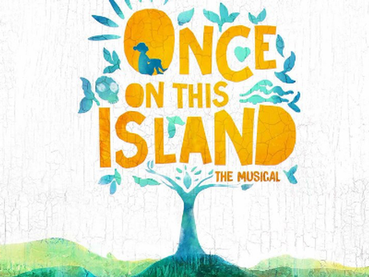ONCE ON THIS ISLAND, Two Tickets to Tony Winner