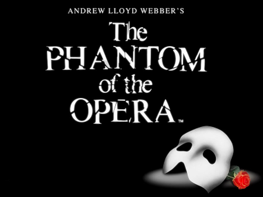 THE PHANTOM OF THE OPERA, Two Tickets with Backstage Tour