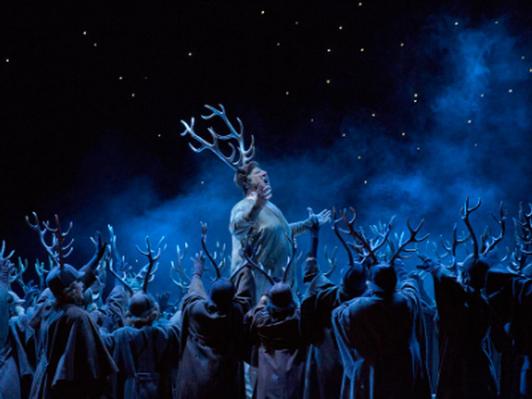 Two Tickets to the Metropolitan Opera's Verdi's FALSTAFF