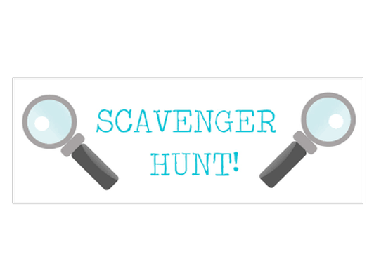 1st Annual Epic Scavenger Hunt