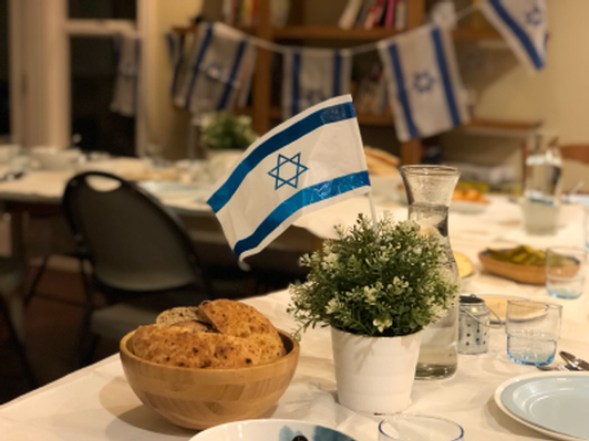 Traditional Israeli Dinner for 10 couples