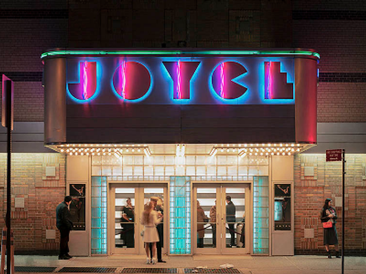 Two Tickets to the Joyce Theater
