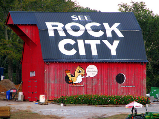 See Rock City Family Pass