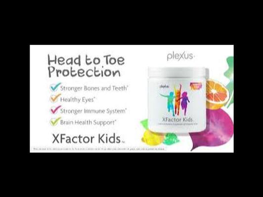 Plexus Children's Multivitamin/Probiotic