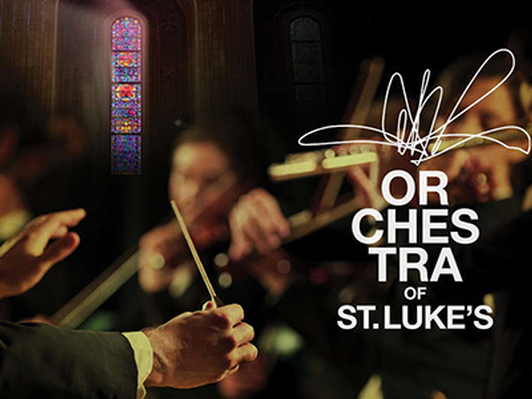 Orchestra of St. Luke's Chamber Music Series, Two Subscription Tickets
