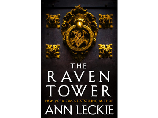 The Raven Tower ARC - SIGNED