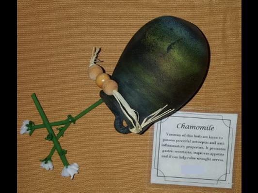 Medicine Pot - Chamomile