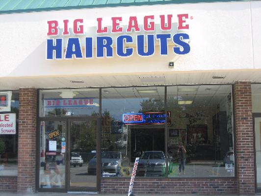 Big League Haircuts- One adult, one youth haircut
