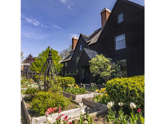 House of Seven Gables- Admission for 4