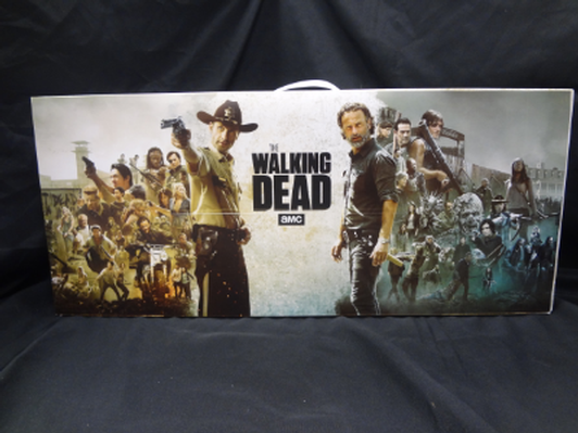 Set of 5 Royal Bobbles Walking Dead Bobbleheads