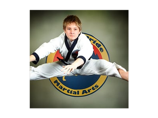 Quick Start Confidence Course from Lion's Pride Martial Arts