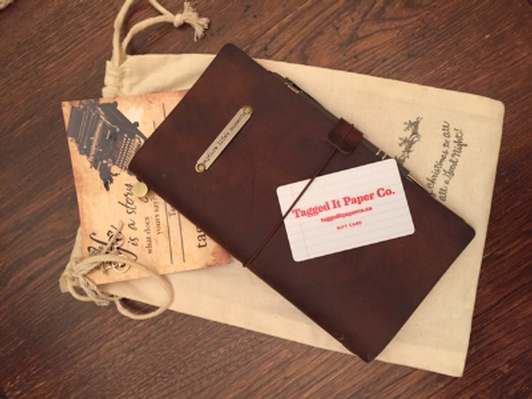Tagged It Paper Co gift set