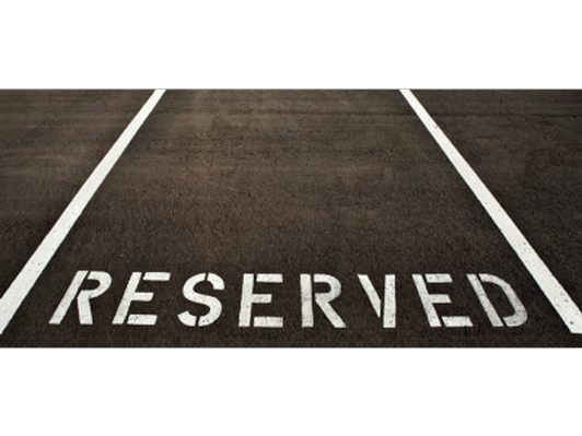 Parking Spot in the Senior Lot LFHS Academic Year 2019-20
