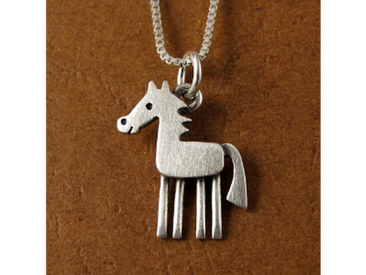 Horse pendant / necklace