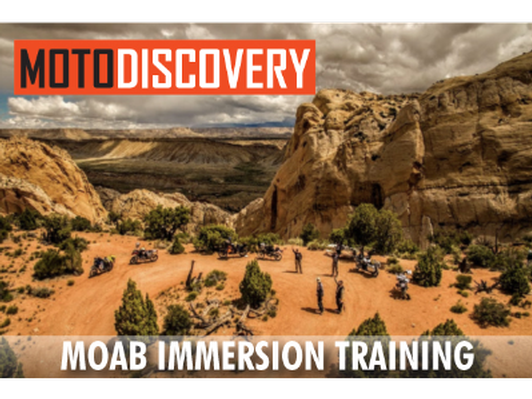 Moab Immersion Training, 6 days/6 nights, All Inclusive