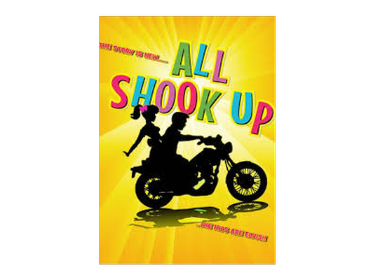 Spring MUSICAL Tickets (4) - All Shook Up