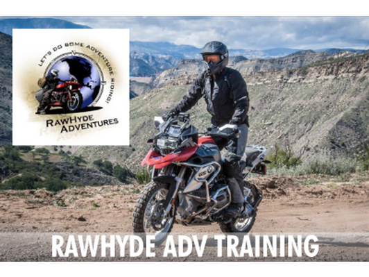 RawHyde Adventure Training with Bike, for One