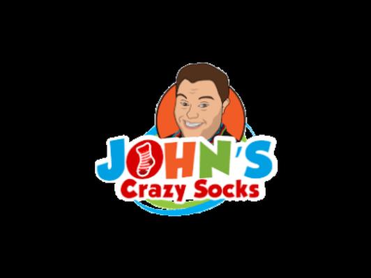 8-Pack of John's Crazy Socks