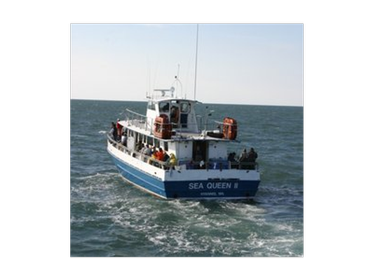 Deep Sea Fishing Expedition for Two