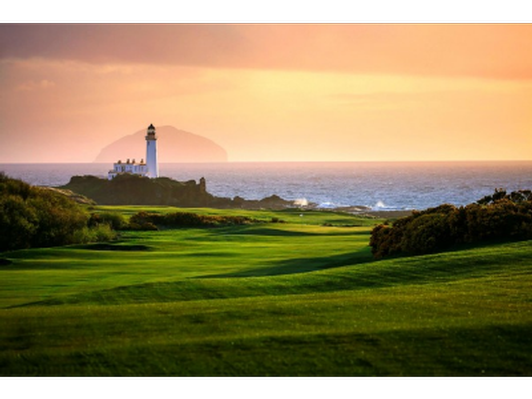 Three places (as part of a four-ball) at Turnberry Golf Resort