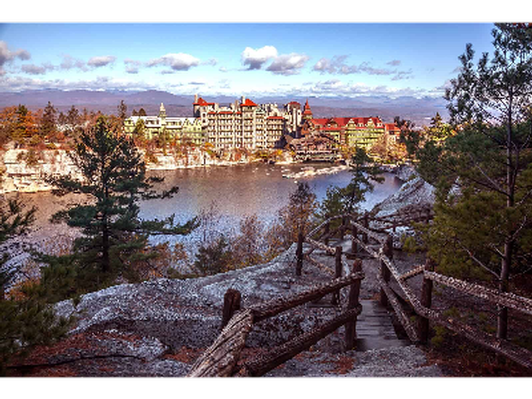 Mohonk Mountain House Mid-Week Two Night Retreat